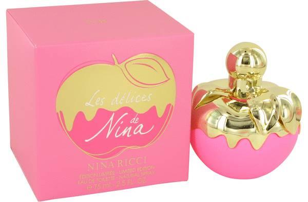 perfume Les Delices De Nina Perfume
