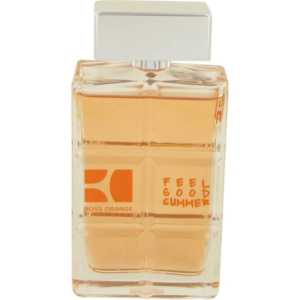 perfume Boss Orange Feel Good Summer Cologne