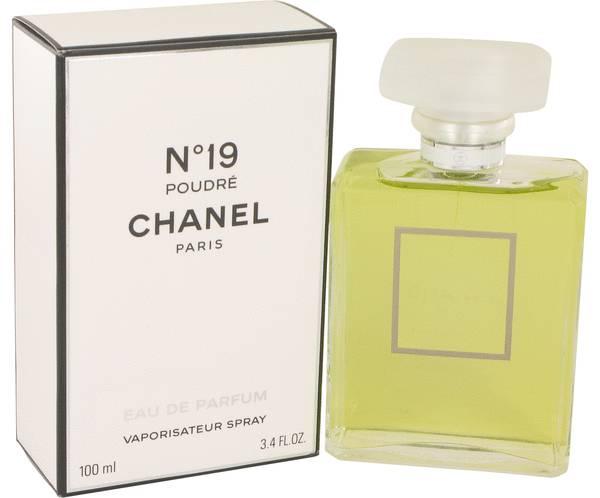 perfume Chanel 19 Poudre Perfume