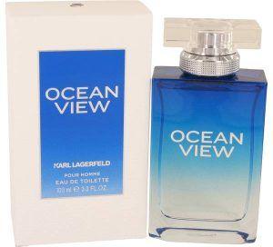 Ocean View Cologne, de Karl Lagerfeld · Perfume de Hombre