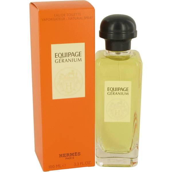 perfume Equipage Geranium Perfume