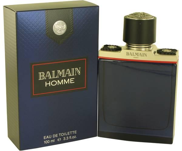 perfume Balmain Homme Cologne