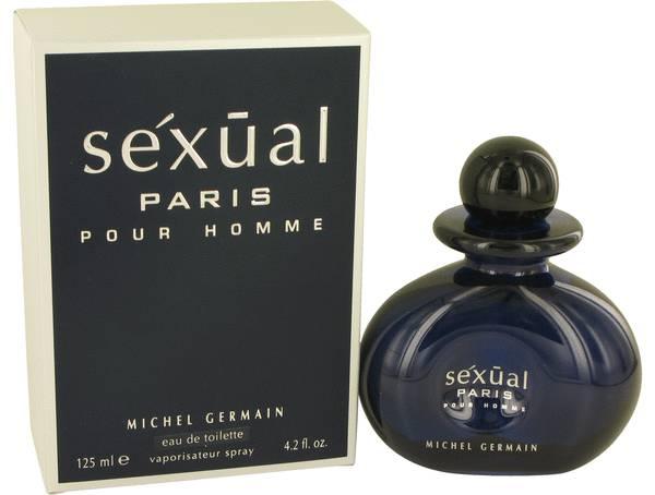 perfume Sexual Paris Cologne