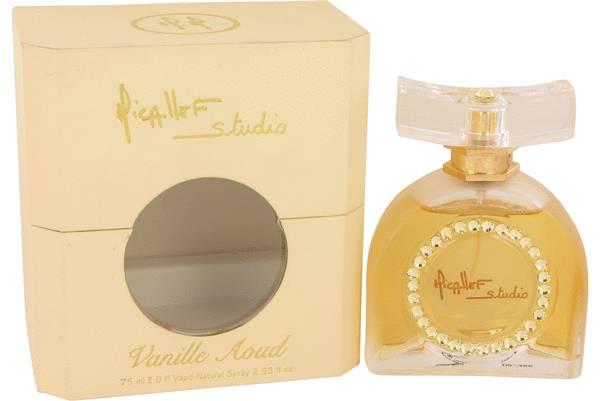 perfume Micallef Vanille Aoud Perfume