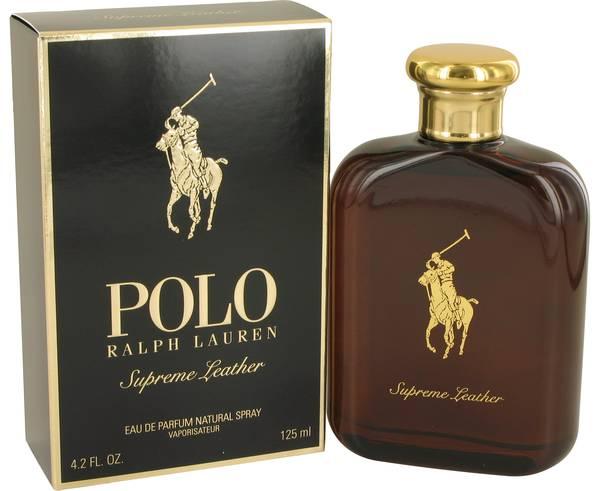 perfume Polo Supreme Leather Cologne
