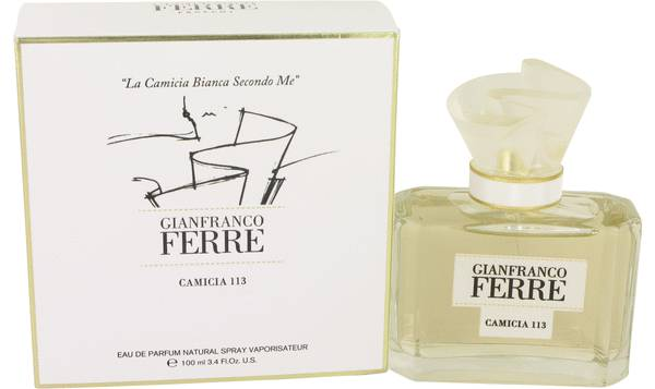 perfume Gianfranco Ferre Camicia 113 Perfume