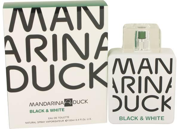 perfume Mandarina Duck Black & White Cologne