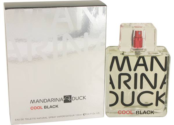 perfume Mandarina Duck Cool Black Cologne