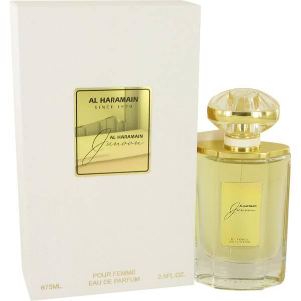 perfume Al Haramain Junoon Perfume