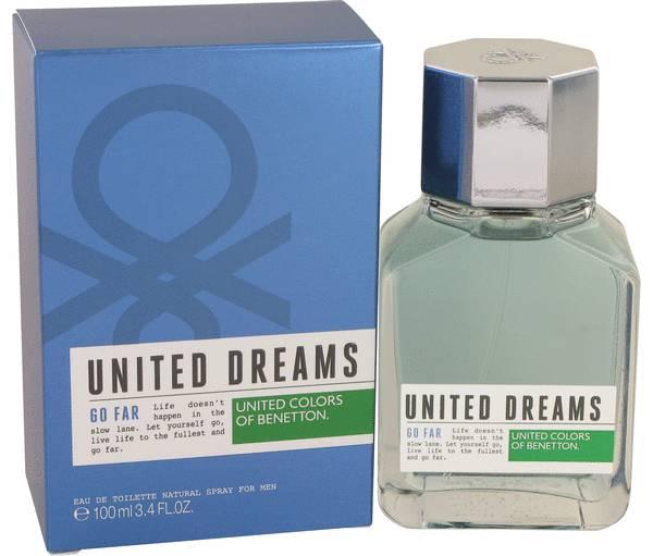 perfume United Dreams Go Far Cologne