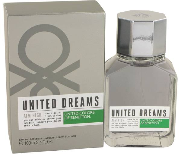 perfume United Dreams Aim High Cologne