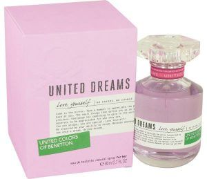 United Dreams Love Yourself Perfume, de Benetton · Perfume de Mujer