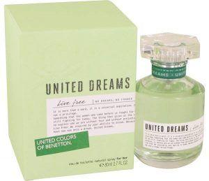 United Dreams Live Free Perfume, de Benetton · Perfume de Mujer