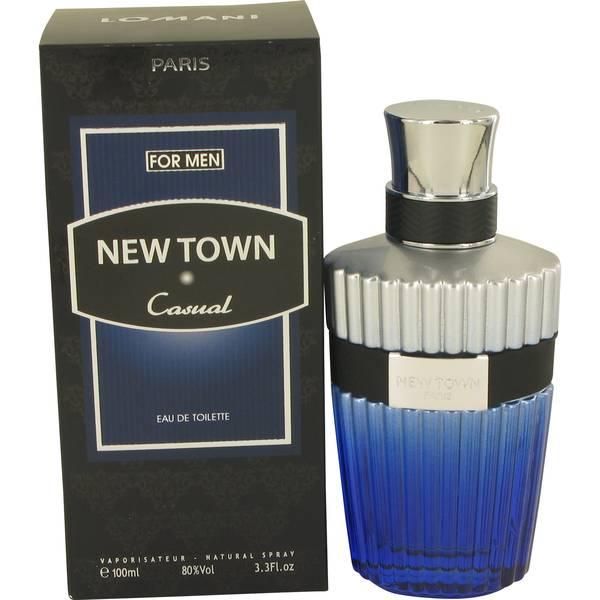 perfume Lomani New Town Casual Cologne