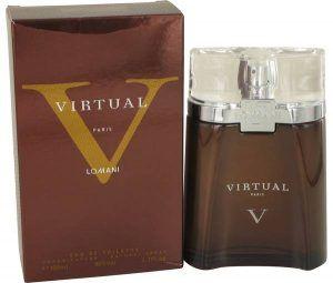 Lomani Virtual Cologne, de Lomani · Perfume de Hombre