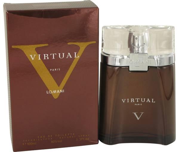 perfume Lomani Virtual Cologne
