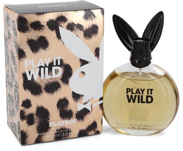 perfume Playboy Play It Wild Perfume