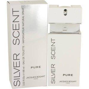 Silver Scent Pure Cologne, de Jacques Bogart · Perfume de Hombre