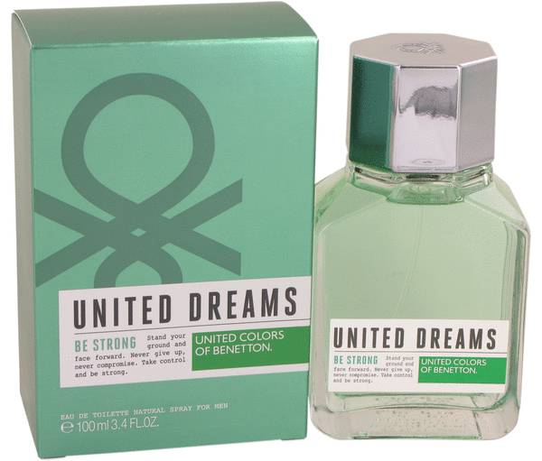 perfume United Dreams Be Strong Cologne