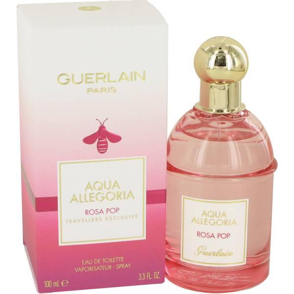 perfume Aqua Allegoria Rosa Pop Perfume