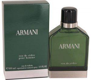 Armani Eau De Cedre Cologne, de Giorgio Armani · Perfume de Hombre