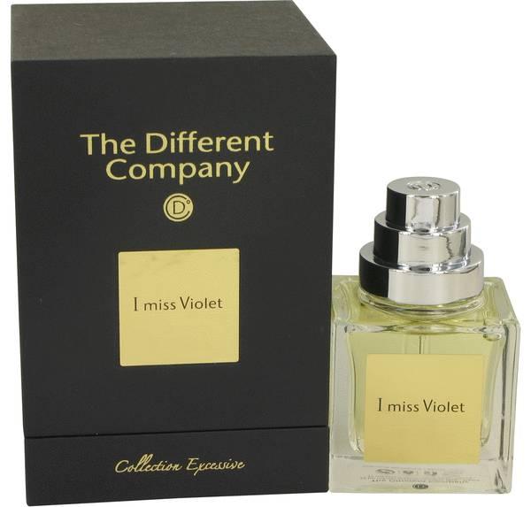 perfume I Miss Violet Perfume