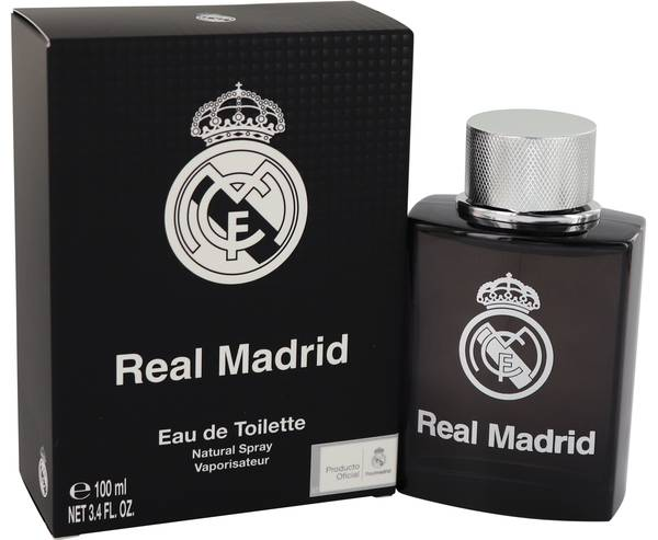 perfume Real Madrid Cologne