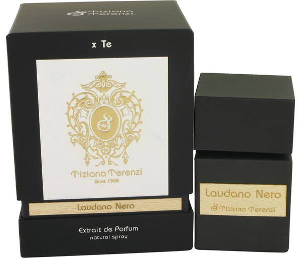 perfume Tiziana Terenzi Laudano Nero Perfume