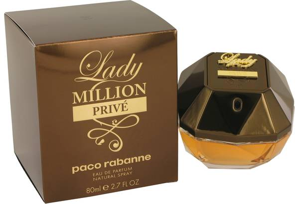 perfume Lady Million Prive Perfume