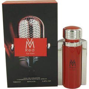 Victor Manuelle Red Cologne, de Victor Manuelle · Perfume de Hombre