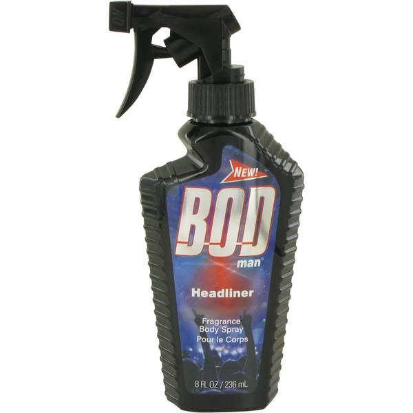 perfume Bod Man Headliner Cologne