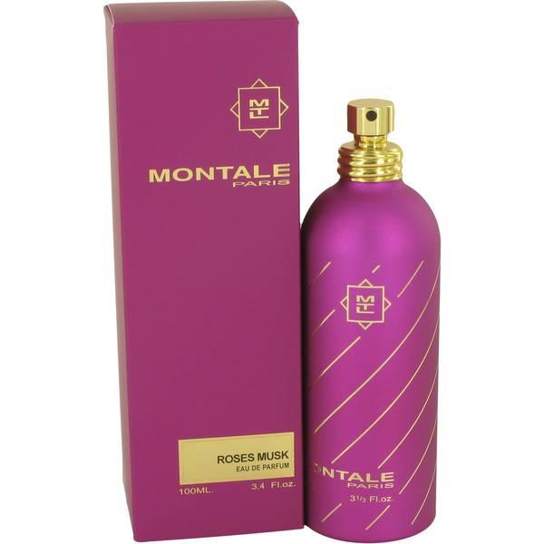 perfume Montale Roses Musk Perfume