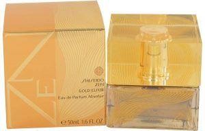 Zen Gold Elixir Perfume, de Shiseido · Perfume de Mujer