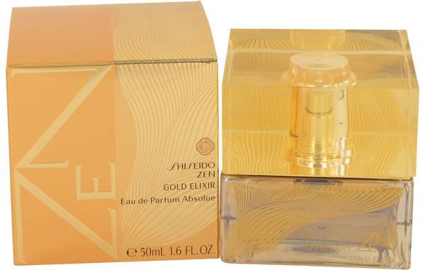 perfume Zen Gold Elixir Perfume