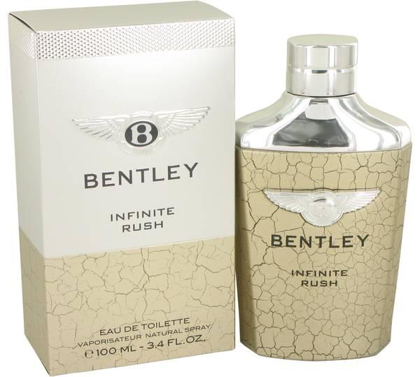 perfume Bentley Infinite Rush Cologne