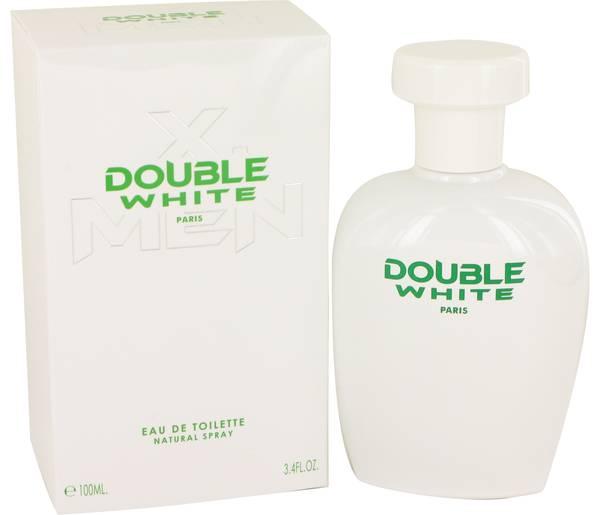 perfume X-men Double White Cologne