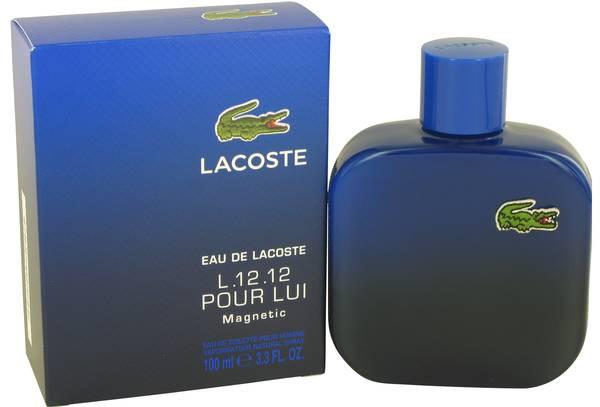perfume Lacoste Eau De Lacoste L.12.12 Magnetic Cologne