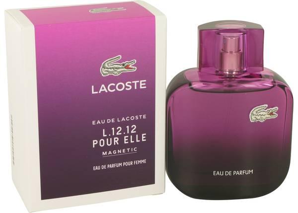 perfume Lacoste Eau De Lacoste L.12.12 Magnetic Perfume