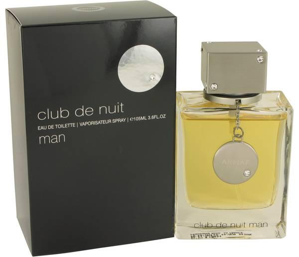 perfume Club De Nuit Cologne