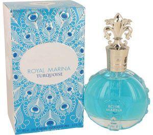 Royal Marina Turquoise Perfume, de Marina De Bourbon · Perfume de Mujer