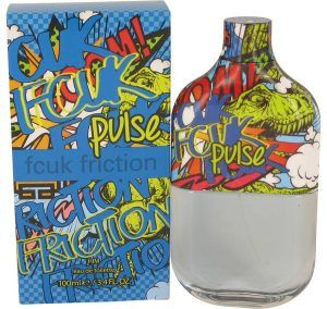 Fcuk Friction Pulse Cologne, de French Connection · Perfume de Hombre