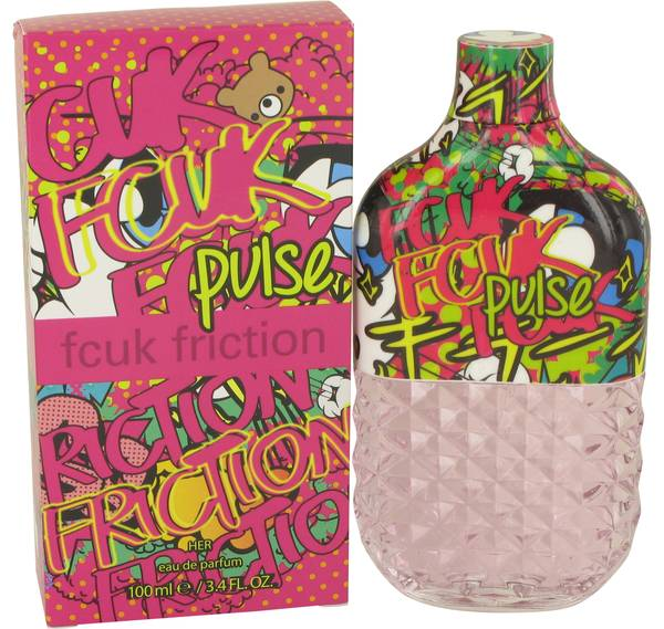 perfume Fcuk Friction Pulse Perfume