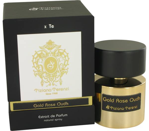 perfume Gold Rose Oudh Perfume