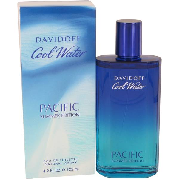 perfume Cool Water Pacific Summer Cologne