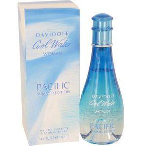 Cool Water Pacific Summer Perfume, de Davidoff · Perfume de Mujer