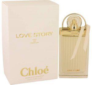 Chloe Love Story Eau Sensuelle Perfume, de Chloe · Perfume de Mujer