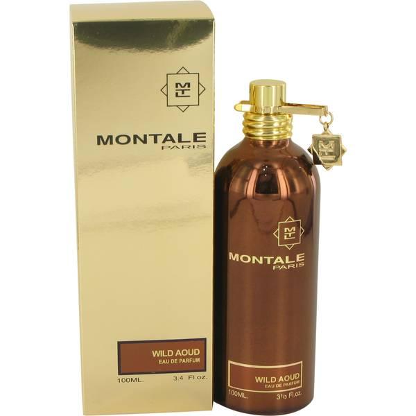 perfume Montale Wild Aoud Perfume