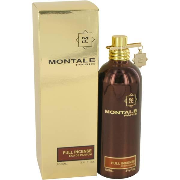 perfume Montale Full Incense Perfume