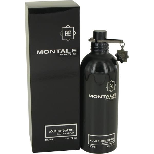 perfume Montale Aoud Cuir D'arabie Perfume