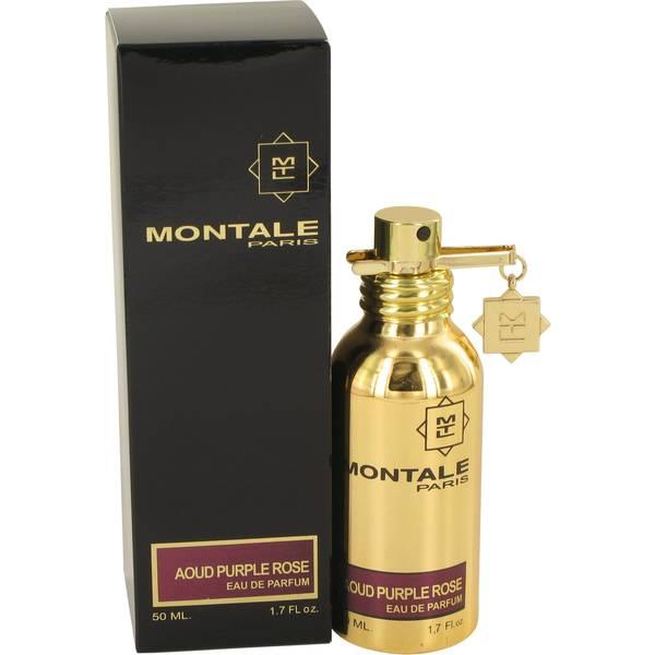 perfume Montale Aoud Purple Rose Perfume